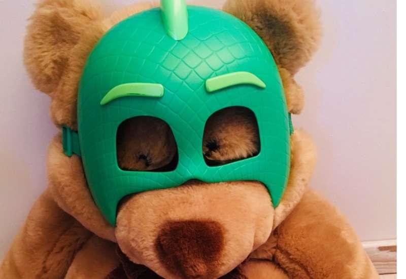 Fasching mit den PJ Masks