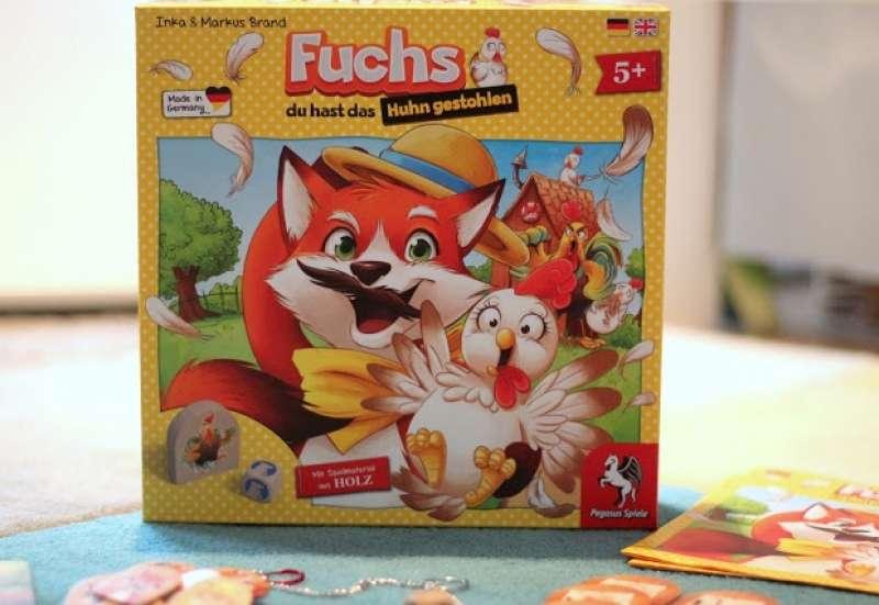 Sonstige/Spiele & Puzzles:Detektive auf Fuchsjagd