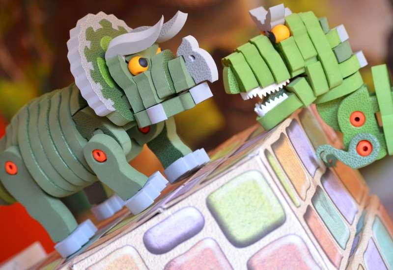 Sonstige/Bauen & Konstruieren:Wo sind die Dinosaurier Fans?