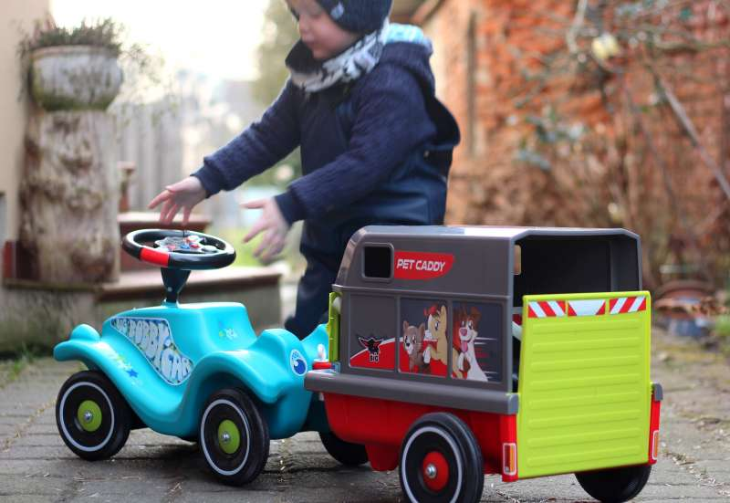 "BIG/Autos, Fahrzeuge, Boote & Flieger:BIG BOBBY CAR ""Little Star"""