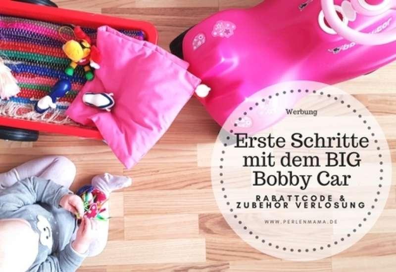 Bobby Car & Erste Schritte