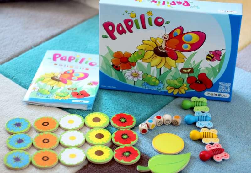 "Sonstige/Spiele & Puzzles:""Papilio"""