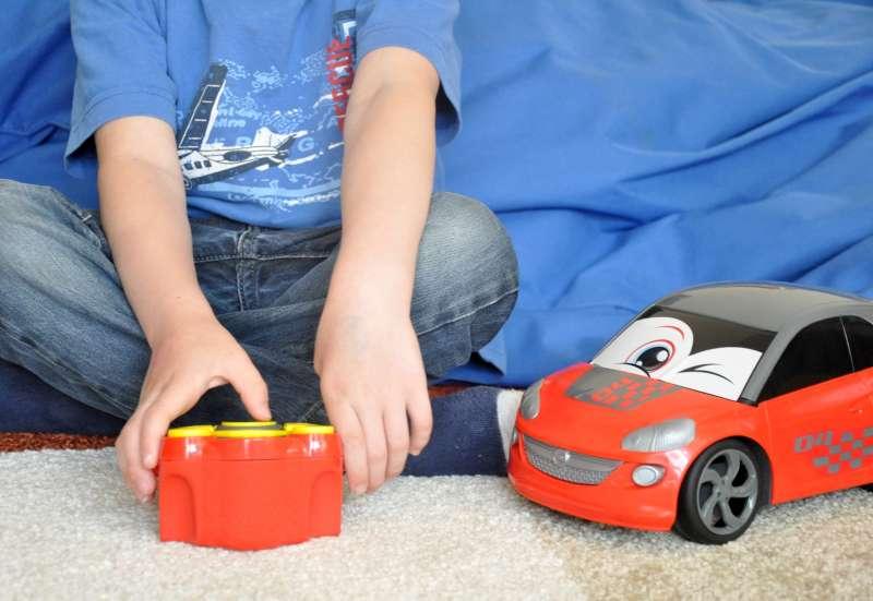 Dickie Toys/Autos, Fahrzeuge, Boote & Flieger:RC Opel Adam von Dickie Toys