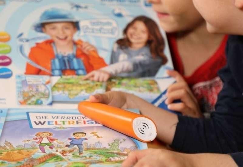 RAVENSBURGER/Spiele & Puzzles:tiptoi CREATE