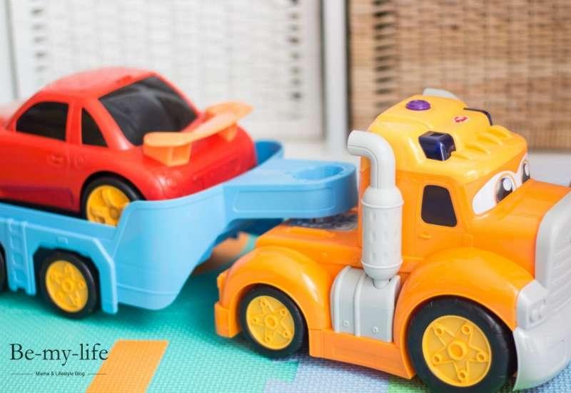 Dickie Toys/Autos, Fahrzeuge, Boote & Flieger:Tut hier kommt der Abschlepper