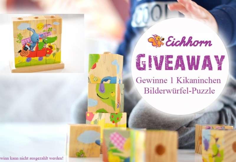 Eichhorn/Baby- & Kleinkindspielzeug:Auf die Puzzle, fertig, LOS!