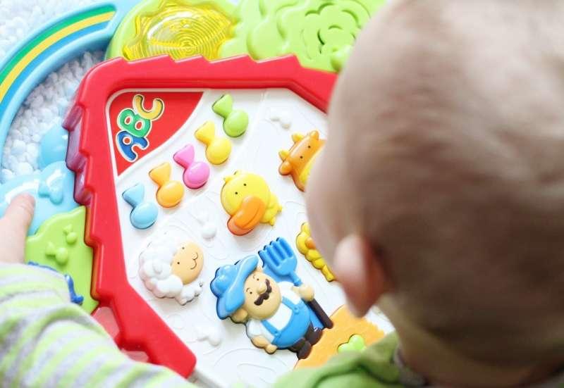 Simba/Baby- & Kleinkindspielzeug:Babys brauchen Musik