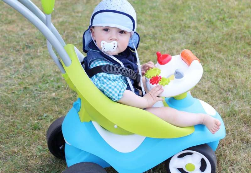 Smoby/Kinderfahrzeuge (z. B. Bobby Car):Babys erstes Fahrzeug!