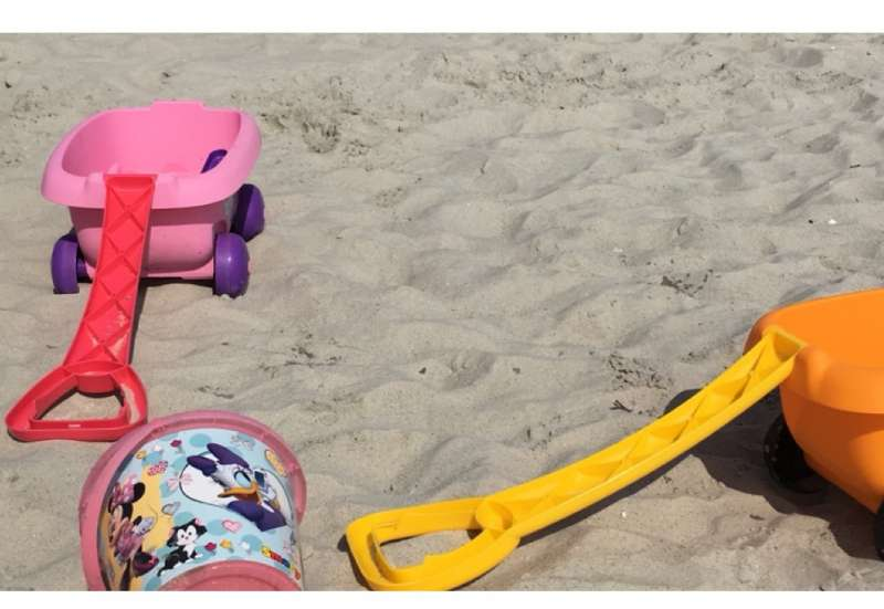 Smoby/Outdoor & Sport:Am Strand mit Smoby