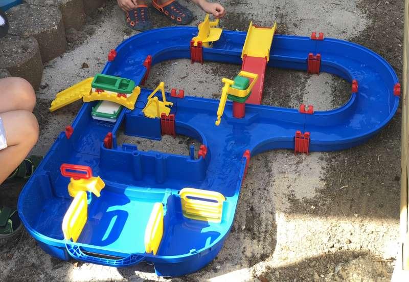 AuqaPlay/Outdoor & Sport:Wasserspaß im Garten